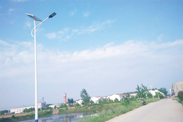 LED Street Lighting Projects