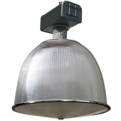 induction transparent highbay light