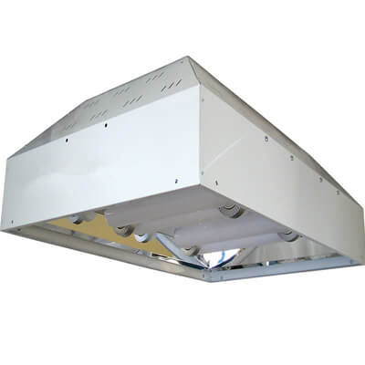 induction grow luminaire
