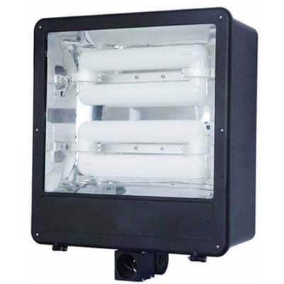 induction shoebox light
