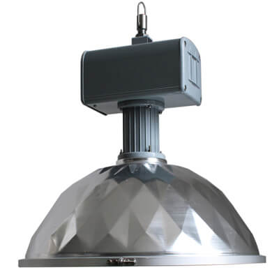 induction highbay luminaire