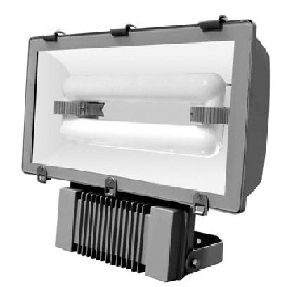induction flood lamp