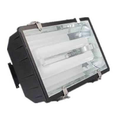 induction tunnel luminaire