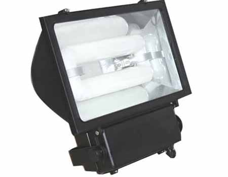 induction flood light
