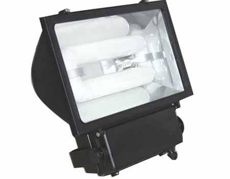 induction flood light