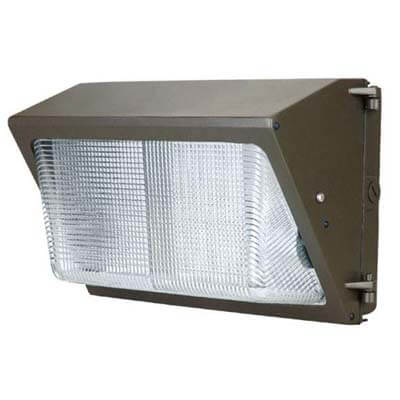 induction wall pack fixture