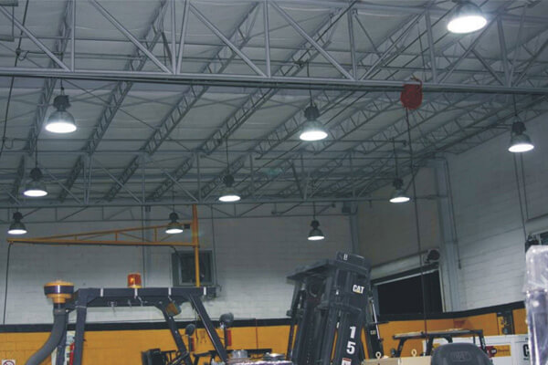 LED HIGH BAY LIGHT PROJECTS